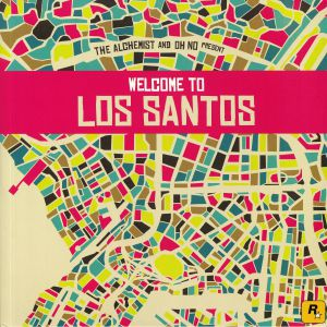 ALCHEMIST, The/OH NO - The Alchemist & Oh No Present Welcome To Los Santos