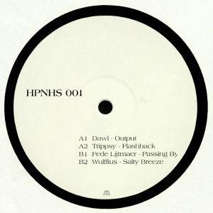 DAWL/TRIPPSY/FEDE LIJTMAER/WULFFIUS - HPNHS 001
