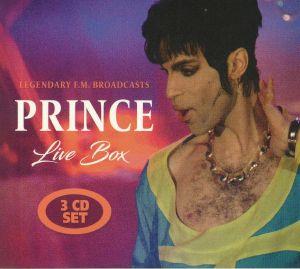PRINCE - Live Box