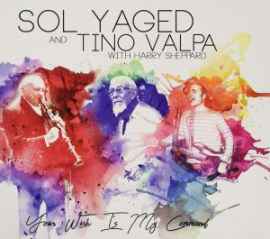 YAGED, Sol/TINO VALPA - Your Wish Is My Command