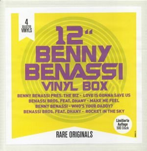 BENASSI, Benny - Benny Benassi Vinyl Box