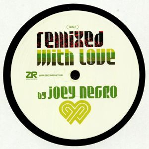 NEGRO, Joey - Remixed With Love by Joey Negro: 2019 Sampler