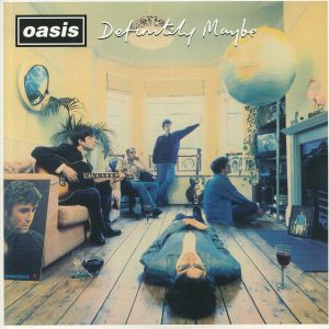 OASIS - Definitely Maybe (25th Anniversary Edition) (remastered)