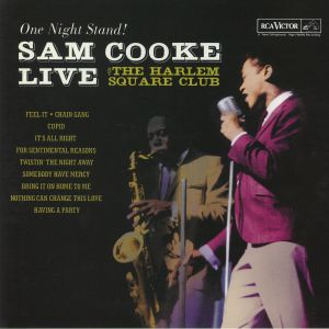 COOKE, Sam - One Night Stand: Live At Harlem Square