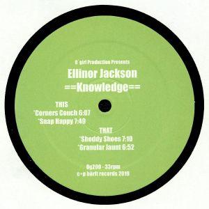 JACKSON, Ellinor - Knowledge