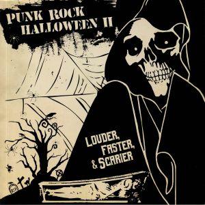 VARIOUS - Punk Rock Halloween II: Louder Faster & Scarier
