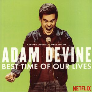 DEVINE, Adam - Best Time Of Our Lives