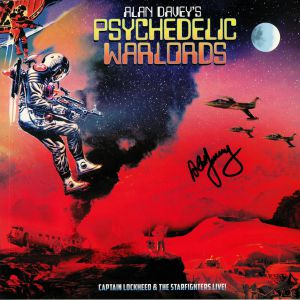 ALAN DAVEY'S PSYCHEDELIC WARLORDS - Captain Lockheed & The Starfighters Live!