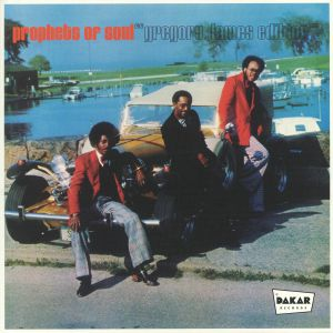 GREGORY JAMES EDITION - Prophets Of Soul (reissue)