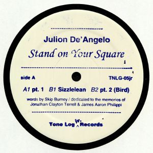 DE'ANGELO, Julion - Stand On Your Square