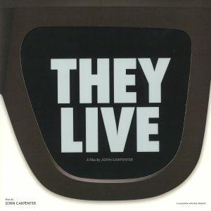 CARPENTER, John/ALAN HOWARTH - They Live (Soundtrack)