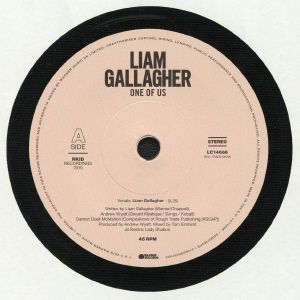 GALLAGHER, Liam - One Of Us
