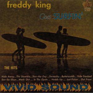 KING, Freddy - Freddy King Goes Surfin' (reissue)