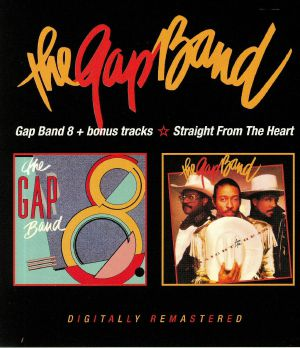 GAP BAND, The - Gap Band 8/Straight From The Heart