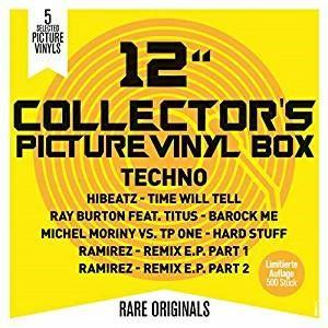 RAMIREZ/BURTON, Ray/HIBEAT - 12