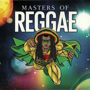 VARIOUS - Masters Of Reggae