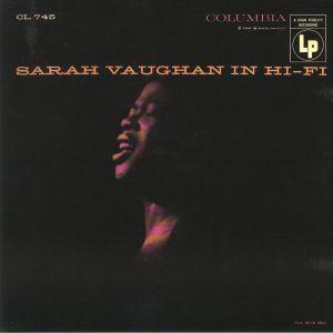 VAUGHAN, Sarah - Sarah Vaughan In Hi Fi