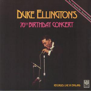 ELLINGTON, Duke & His Orchestra - 70th Birthday Concert