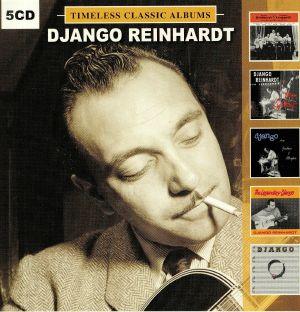 DJANGO REINHART - Timeless Classic Albums