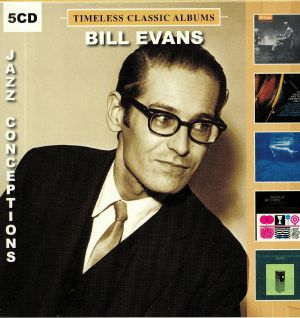 EVANS, Bill - Timeless Classic Albums: Jazz Conceptions