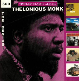 MONK, Thelonious - Timeless Classic Albums: The Genius!