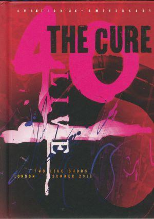 40 Live: Curaetion 25 + Anniversary