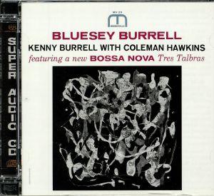 BURRELL, Kenny - Bluesey Burrell