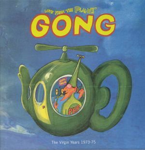 GONG - Love From The Planet Gong: The Virgin Years 1973-75