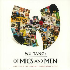 WU TANG CLAN - Of Mics & Men (Soundtrack)