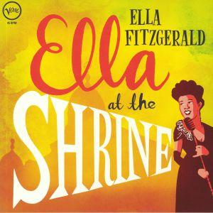 FITZGERALD, Ella - Ella At The Shrine (reissue)