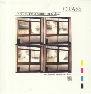 CRASS - Ten Notes On A Summer's Day (reissue)