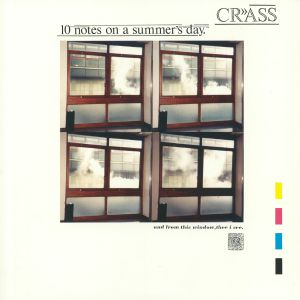 CRASS - Ten Notes On A Summer's Day (reissue)