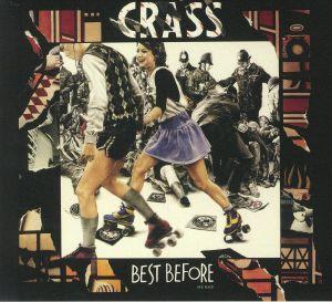 CRASS - Best Before 1984 (reissue)
