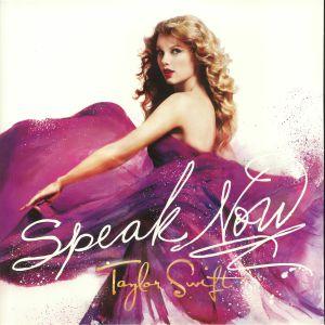 SWIFT, Taylor - Speak Now
