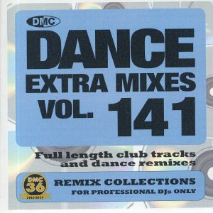 VARIOUS - Dance Extra Mixes Vol 141: Remix Collections For Professional DJs Only (Strictly DJ Only)