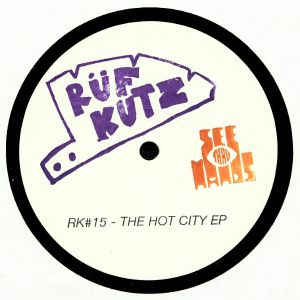 SEE THRU HANDS - The Hot City EP