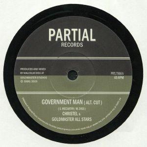 CHRISTEL/GOLDMASTER ALL STARS - Government Man