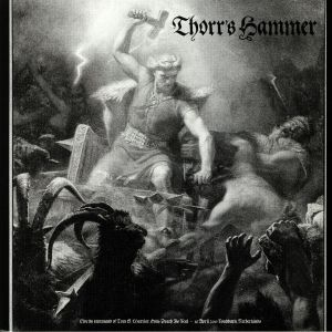 THORR'S HAMMER - Live By Command Of Tom G Warrior Only Death Is Real: 16 April 2010 Roadburn Netherlands