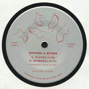 MOTOKO & MYERS - Plover