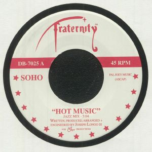 SOHO/EARTH PEOPLE - Hot Music (reissue)