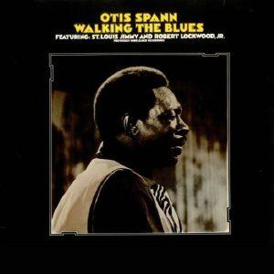 SPANN, Otis - Walking The Blues