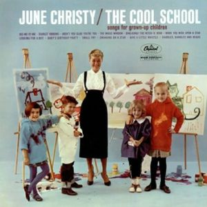 JUNE CHRISTY - The Cool School