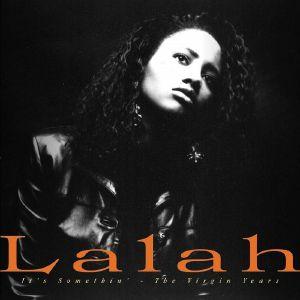 HATHAWAY, Lalah - It's Somethin': The Virgin Years
