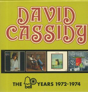 CASSIDY, David - The Bell Years 1972-197