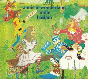 HASLAM, Annie - Annie In Wonderland (remastered)