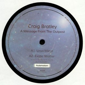 BRATLEY, Craig - A Message From The Outpost