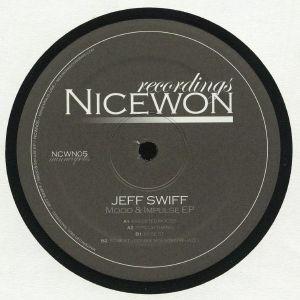 SWIFF, Jeff - Mood & Impulse EP