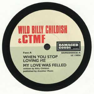 WILD BILLY CHILDISH/CTMF - Marc Riley Session Radio 6 15th April 2019
