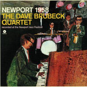 DAVE BRUBECK QUARTET, The with PAUL DESMOND - Newport 1958