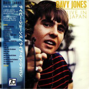 JONES, Davy - Live In Japan
